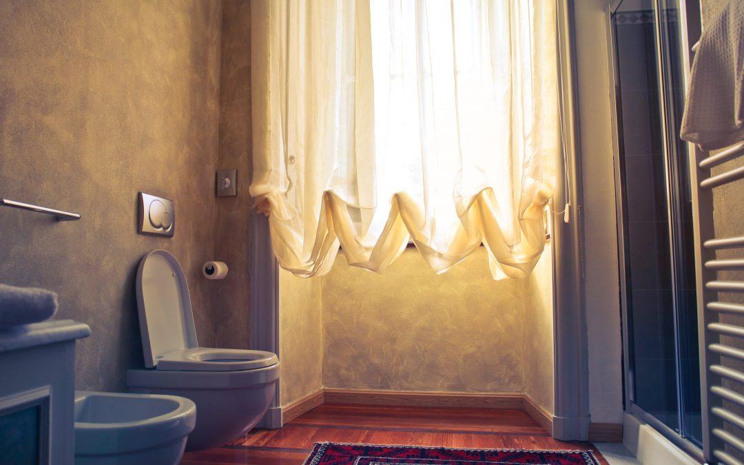Zelf toilet renoveren